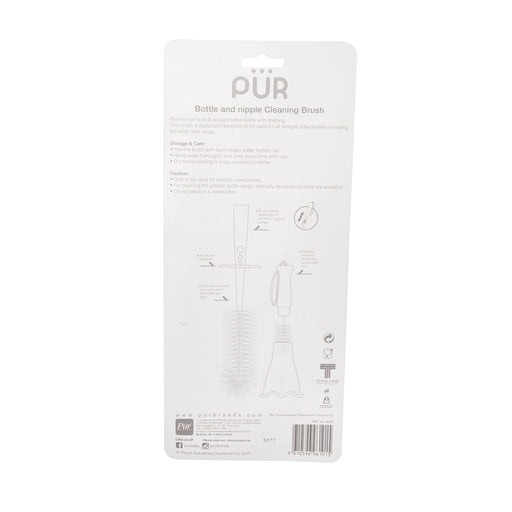 Pur Brushes For Teats & Bottle 1X1