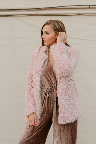 Stella Fur Jacket