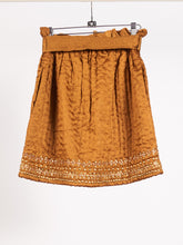 Load image into Gallery viewer, Bronze Shaia Skirt (Size Small & Large)