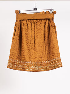 Bronze Shaia Skirt (Size Small & Large)