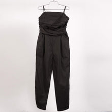 Load image into Gallery viewer, Black Thursday Night Jumpsuit (Size 2)