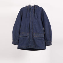 Load image into Gallery viewer, Indigo Roady Parka (Size M)