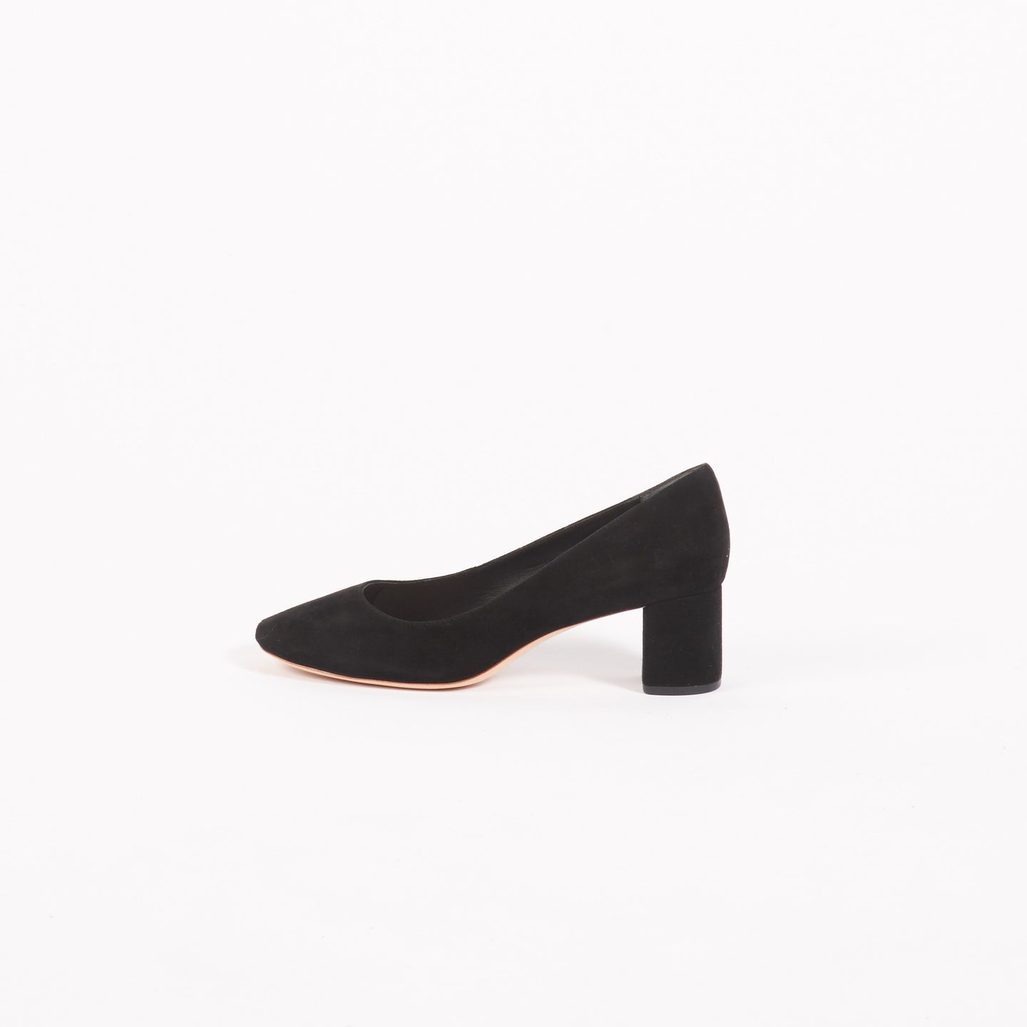 Black Suede Jane Pump (11)