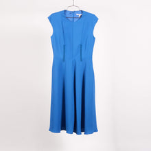 Load image into Gallery viewer, Royal Blue Cady Dress (40/42)