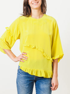 Yellow Rococco New Shirt (M)