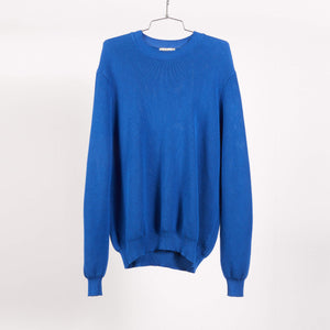 Greek Blue Ischia Sweater (Size L)