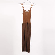 Load image into Gallery viewer, Brown Gayle 2 Dress (Size Small)