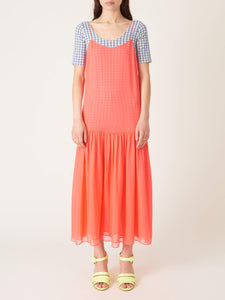 Coral Oracle Dress (Size 6 & 8)