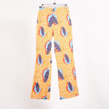 Load image into Gallery viewer, Orange/Yellow Printed Pant (size 40 & 42)
