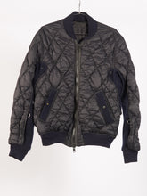 Load image into Gallery viewer, Black MA-1 Bomber (Size M)