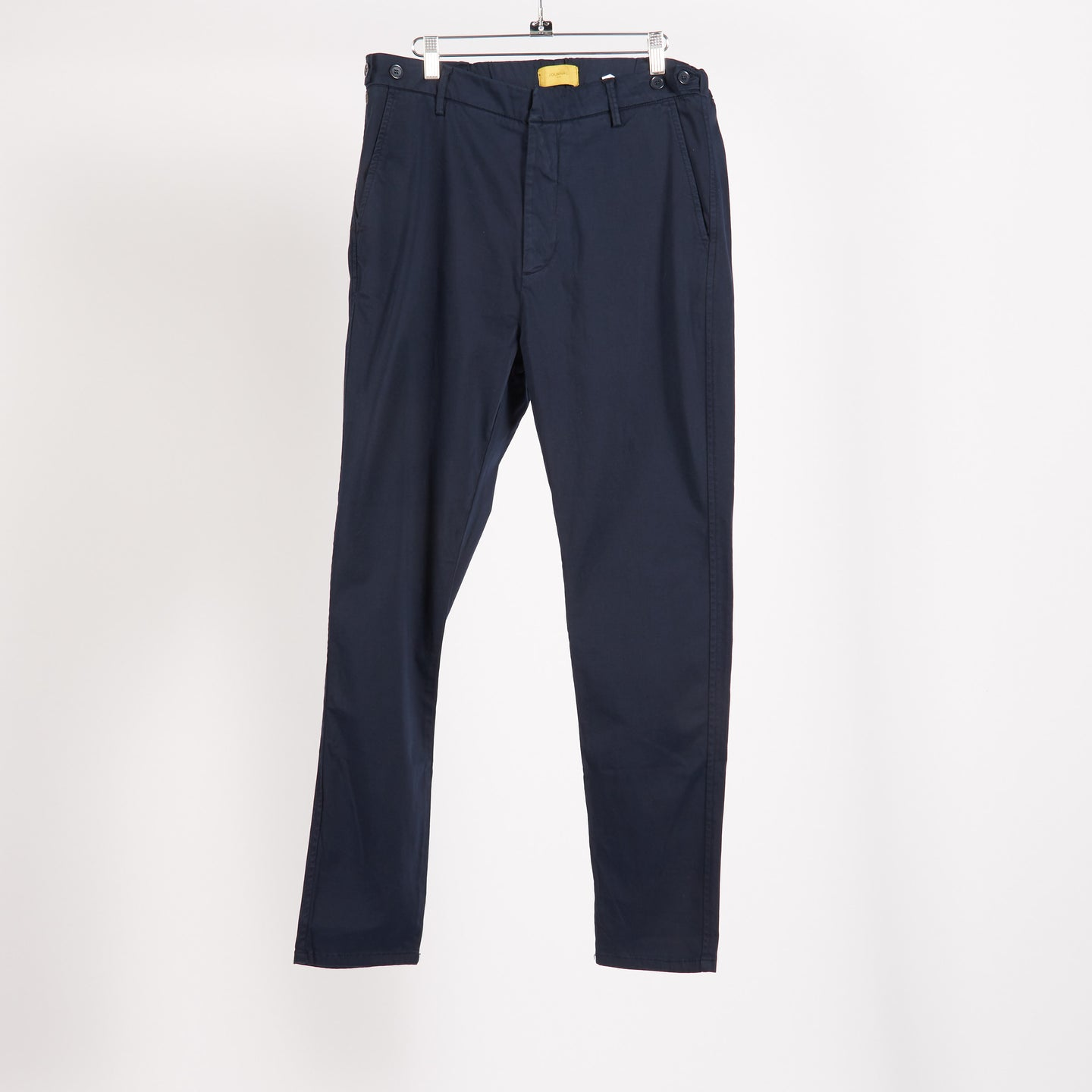 Navy Chinos (Size 32)