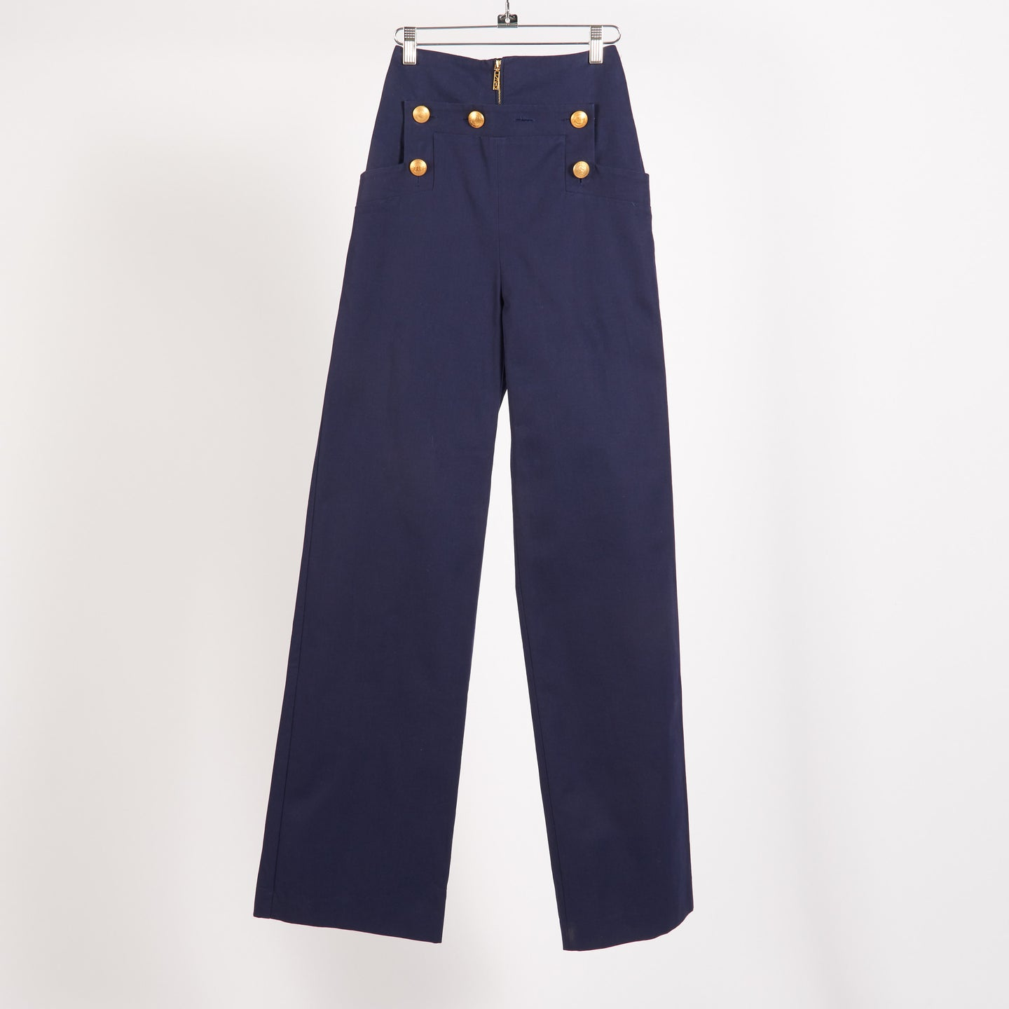 Navy Sailor Trousers (34)