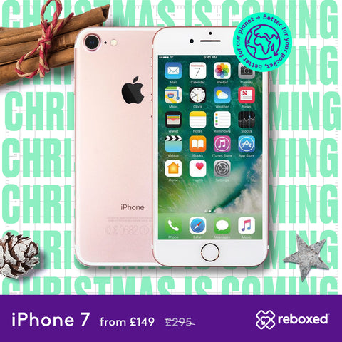 iPhone 7 from £149