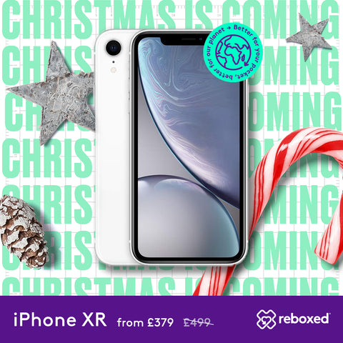 iPhone XR from £379