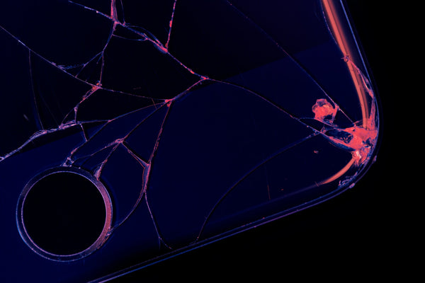 Dropped iPhone - iPhone Faults