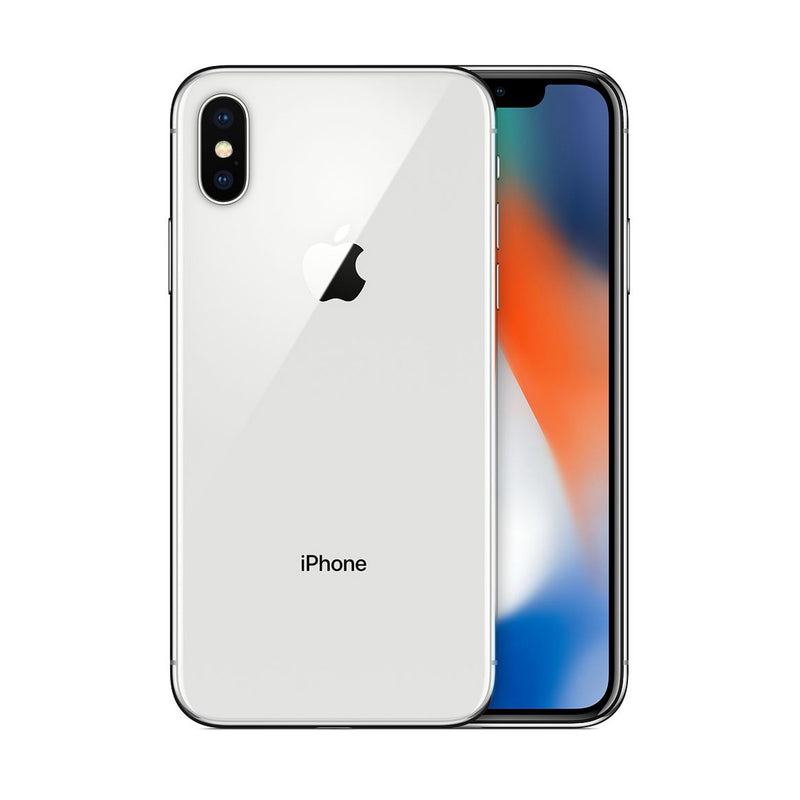Apple iPhone X 256GB / Silver / Great Condition