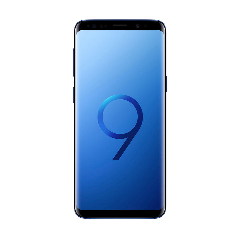 Samsung S9 64GB / Coral Blue / Premium Condition