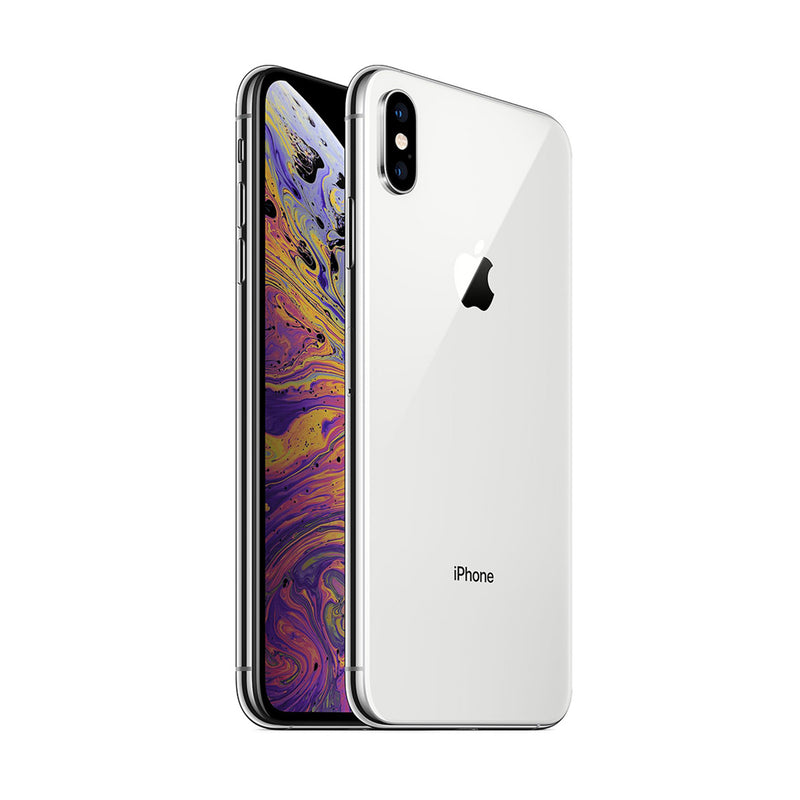 Apple iPhone XS Max 64GB / Silver / Great Condition