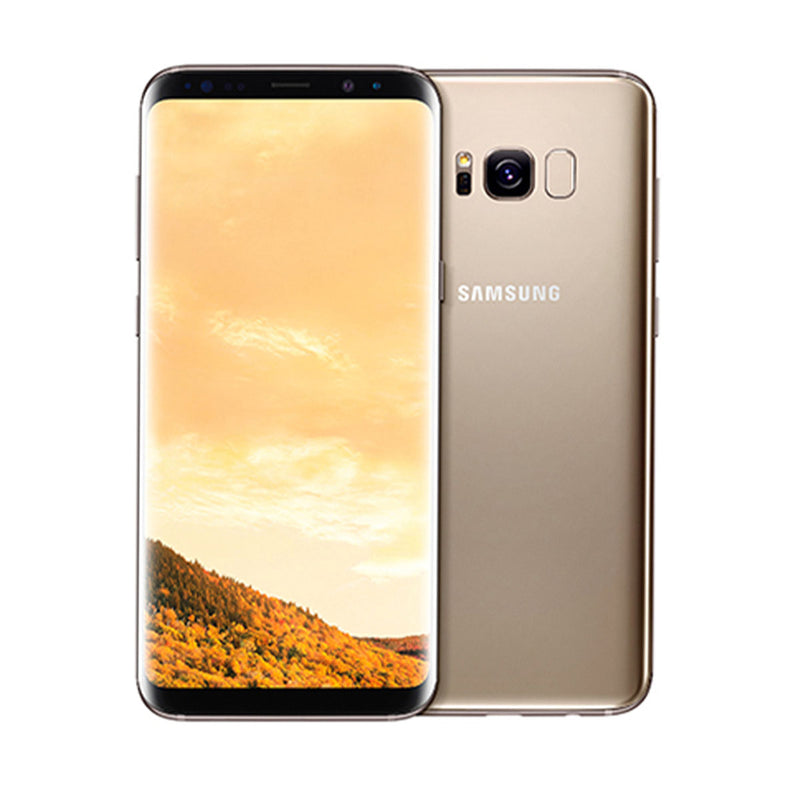 Samsung S8 Plus 64GB / Maple Gold / Great Condition