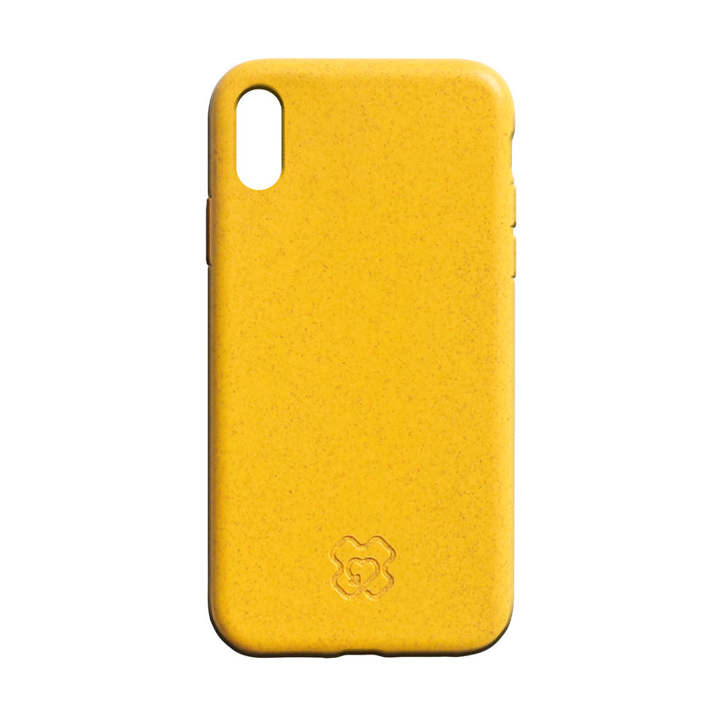 reboxed Eco Case iPhone X Eco-Yellow / Brand New Condition