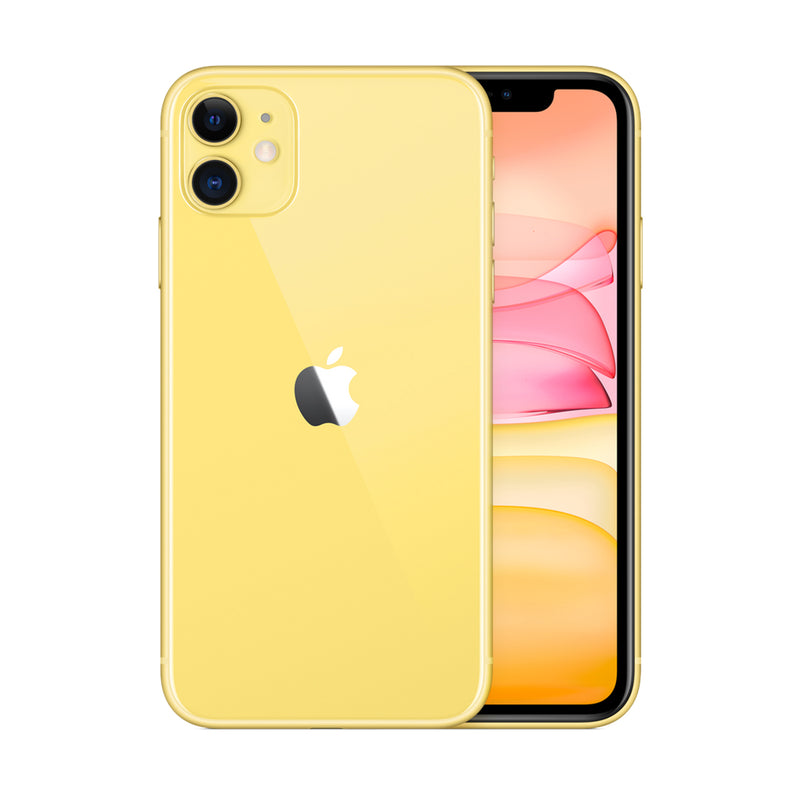 Apple iPhone 11 128GB / Yellow / Good Condition