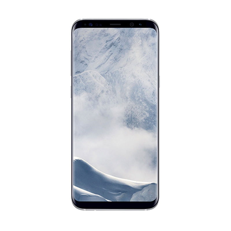 Samsung S8 Plus 64GB / Arctic Silver / Good Condition