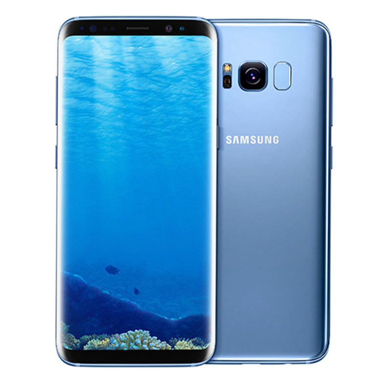 Samsung S8 Plus 64GB / Coral Blue / Great Condition
