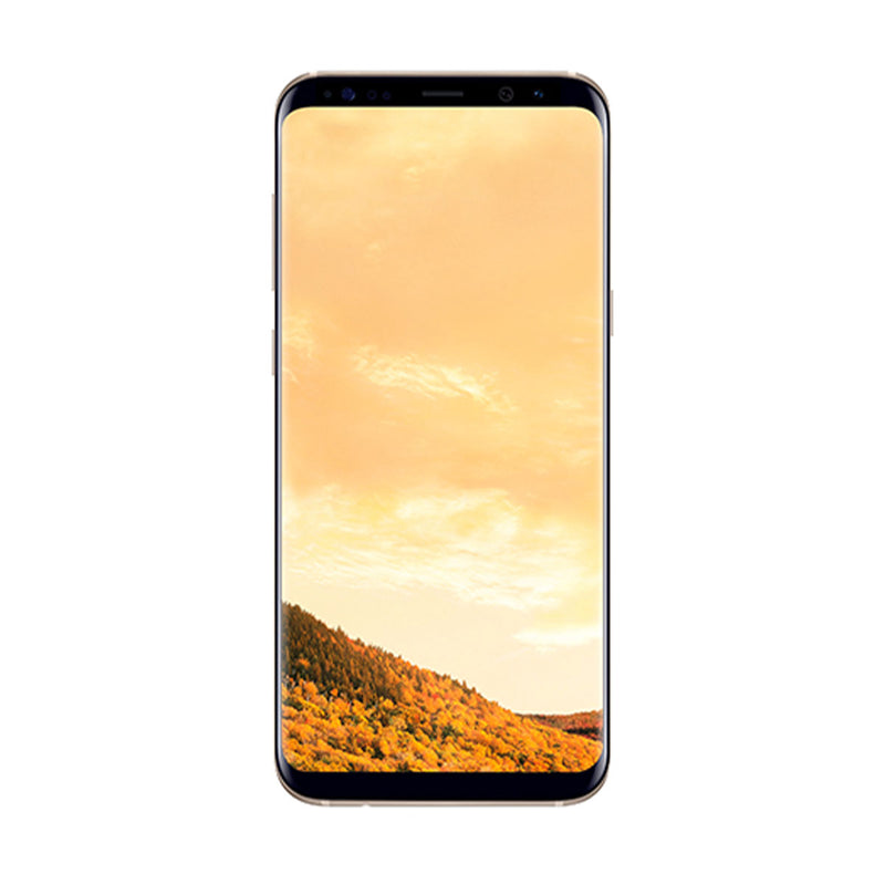 Samsung S8 Plus 64GB / Maple Gold / Good Condition
