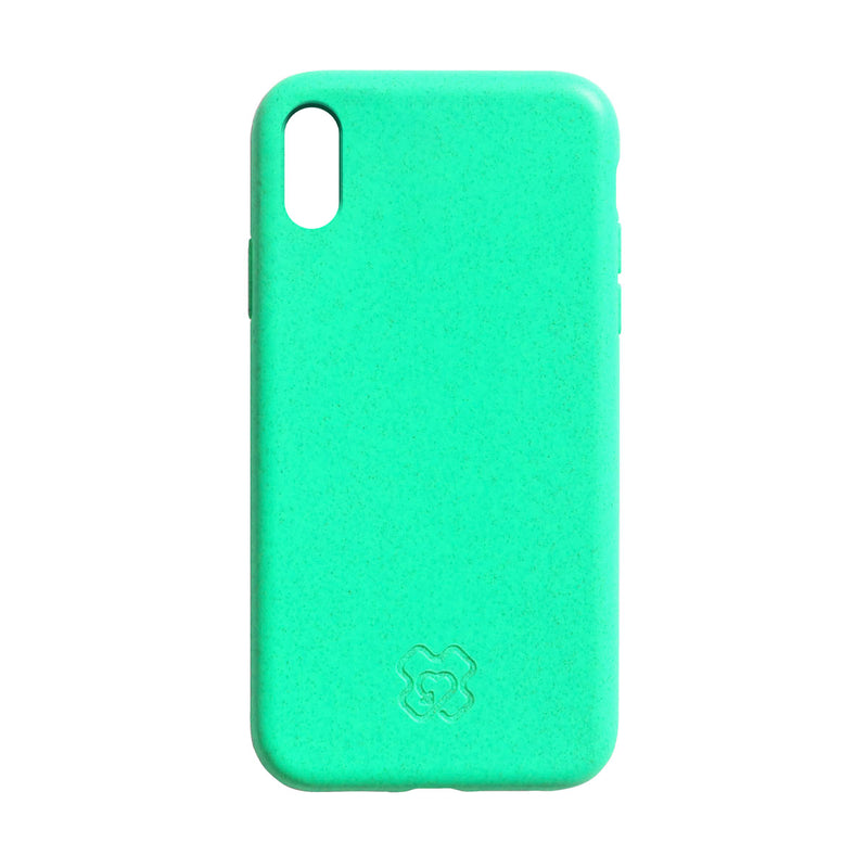 reboxed Eco Case iPhone X Eco-Green / Brand New Condition