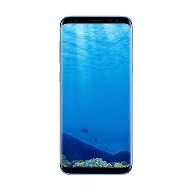 Samsung S8 Plus 64GB / Coral Blue / Good Condition