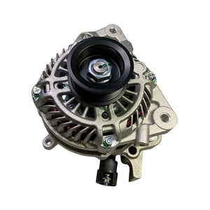 2004-2008 Ford Explorer Sport Trac Alternator Ampro 4.0L, 6Cyl (Amperage 130, Design IR/IF, Mfr Ford, Plug Clock 2, Pulley Design S6, Rotation CW)