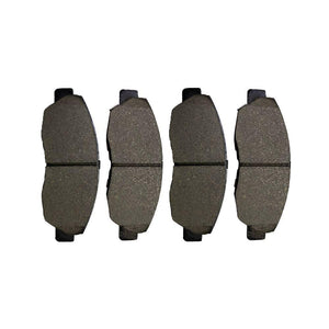 2001 Mitsubishi Galant Front Disc Brake Pad Set Ceramic 2.4L, 4Cyl, 2351cc (From 6/01)
