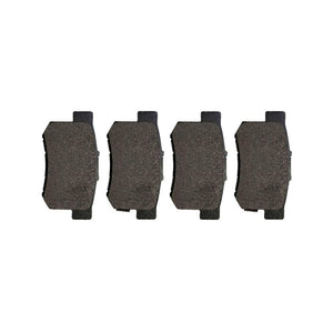 2007-2010 Audi S6 Rear Disc Brake Pad Set Ceramic 5.2L-10Cyl