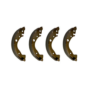 1995-1999 Chevrolet K1500 Suburban Drum Brake Shoe Rear