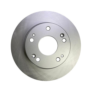 2009-2013 Audi A3 Quattro Rear Disc Brake Rotor Coated (with 256 mm Diameter Rotor)