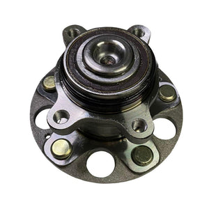 2000 Mazda B4000 Wheel Bearing and Hub Assembly Front 4WD, 2-Wheel ABS
