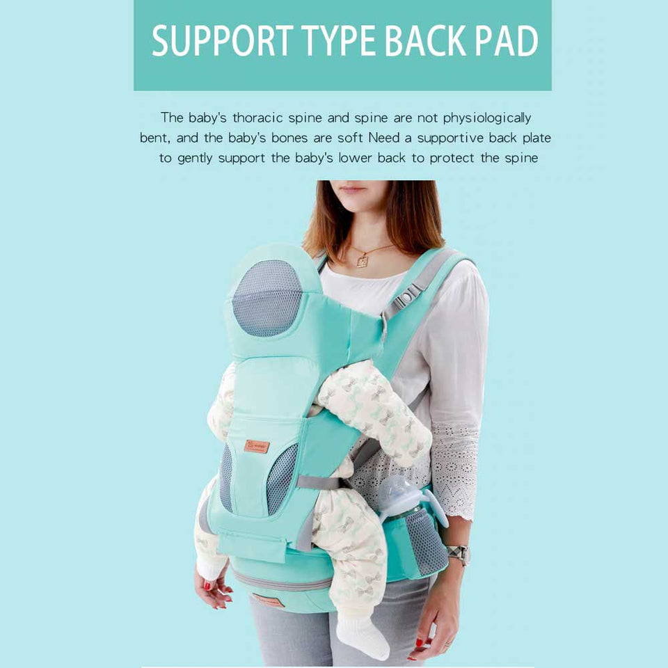 HIP SEAT BABY CARRIER