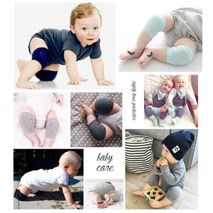 ANTI-SLIP BABY KNEE PADS (SET OF 3)