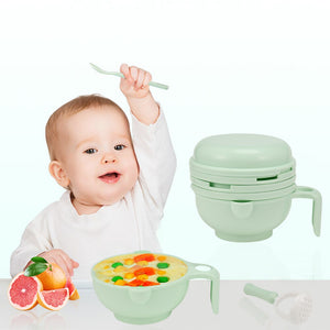 9-IN-1 BABY BOWL FOOD MASHER