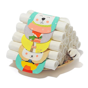 BABY SWEAT ABSORBENT TOWEL (SET OF 3)