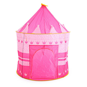 KIDS FOLDABLE CASTLE TENT