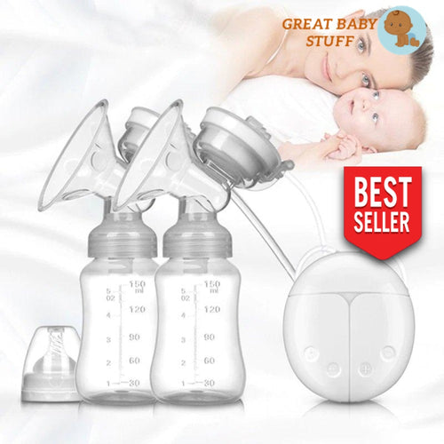 Real Bubee - Double Electric Breast Pump