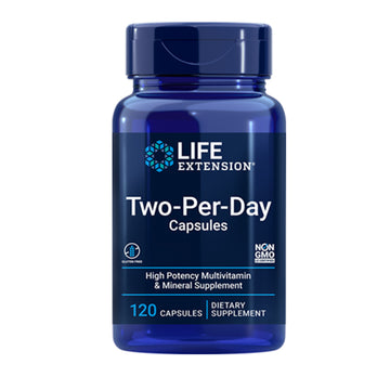 Two-Per-Day Multivitamin Capsules