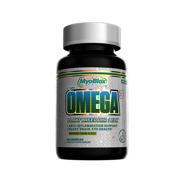 MYOBLOX ALGAE OMEGA-3 60 SOFTGELS