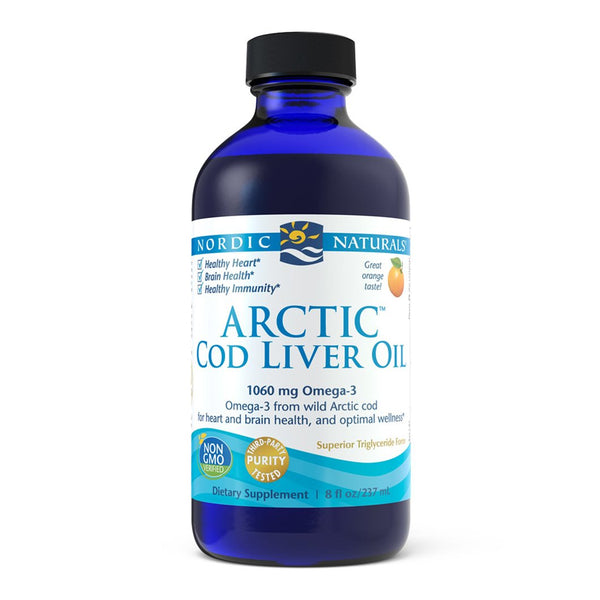 Arctic Cod Liver Oil Liquid