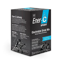 Ener-C - Sport Electrolyte Drink Mix Powder