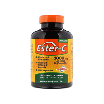 Ester-C® Vegetarian 1000mg with Citrus Bioflavonoids