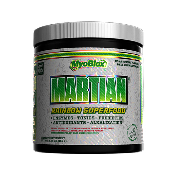 MARTIAN Superfood Greens