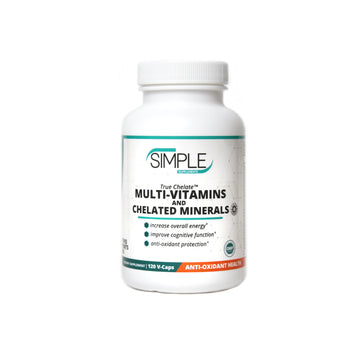 Multi-Vitamin with Chelated Minerals