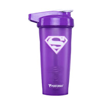 DC Purple Superman Performa Activ 28oz Shaker Cup